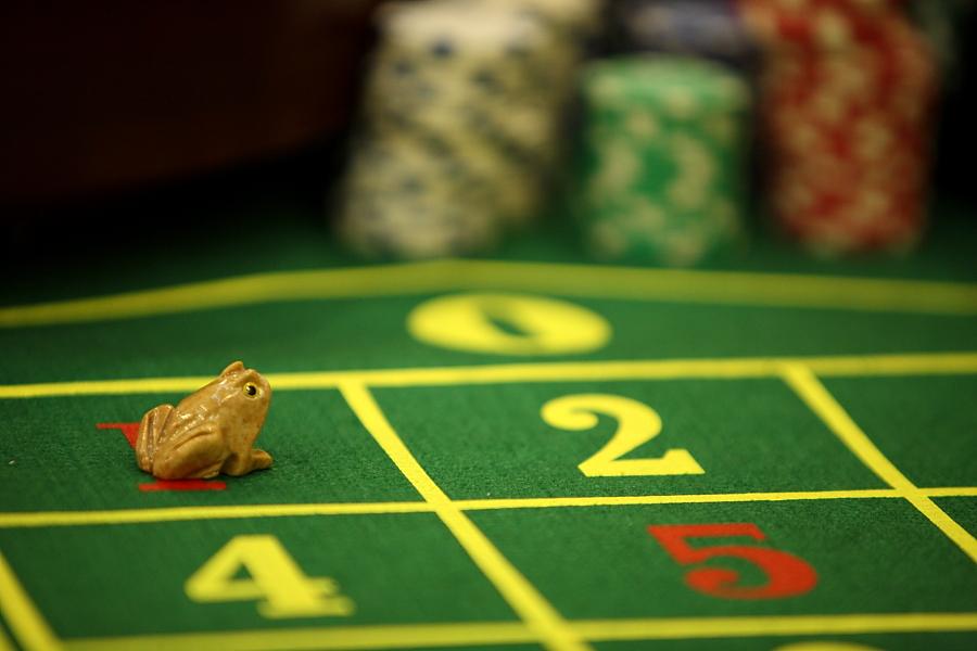 казино тимбилдинг
